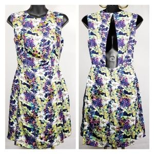 ASOS Floral Embellished Dress